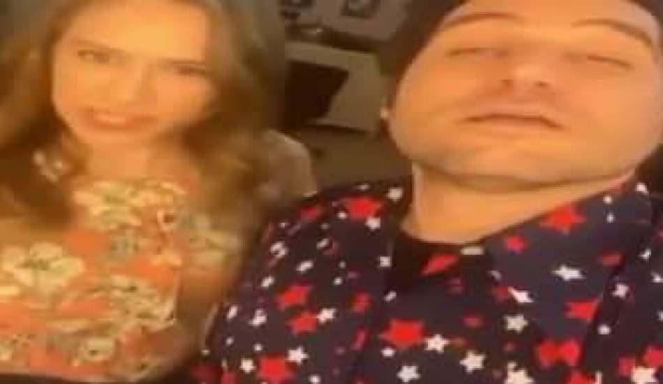 Begüm Öner- Ceyhun Fersoy çiftinden Dümtek tek düeti
