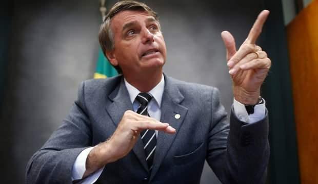 Brezilya liderine koronavirüs tepkisi: Katil diye bağırdılar