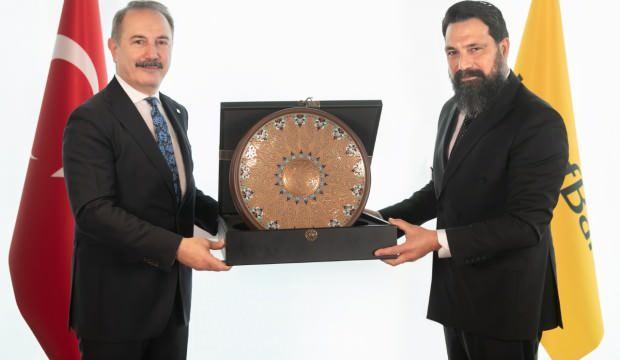 Bülent İnal, VakıfBank'ın yeni marka yüzü
