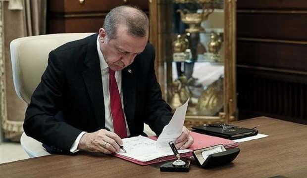 Cumhurbaşkanı Erdoğan imzaladı! İdari izinli sayılacaklar