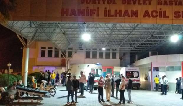 Hatay'da feci kaza! 3 kişi öldü, 3'ü çocuk 4 kişi yaralandı