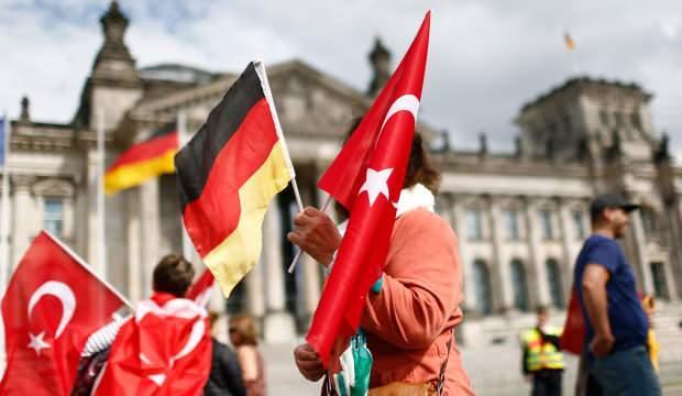 'Havada' Almanya-Türkiye coşkusu