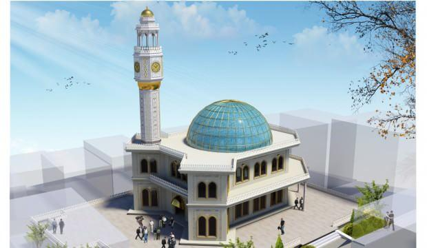 İBB'den Esenler'deki caminin de yer aldığı projeye engel