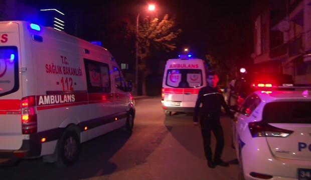 Kadıköy'de 'kız meselesi'nden 4 kişi hastanelik oldu