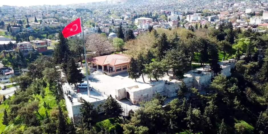 Kahramanmaraş'ın tarihi kalesi açılıyor