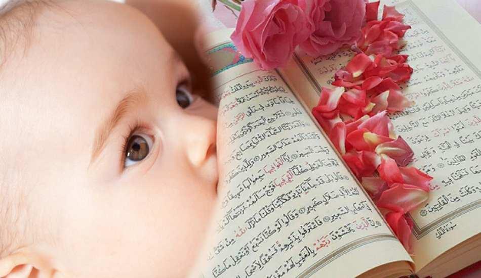 Kuranda bebek emzirme süresi! 2 yaşından sonra emzirmek haram mı? Sütten kesmek için dua