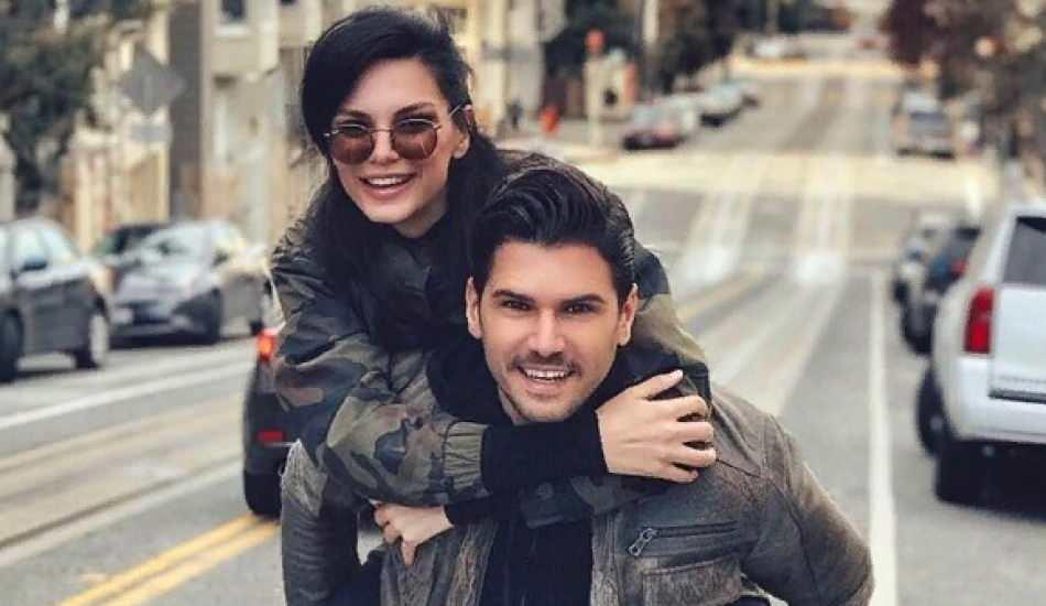 Tolgahan Sayışman ve Almeda Abazi arasında güldüren diyalog