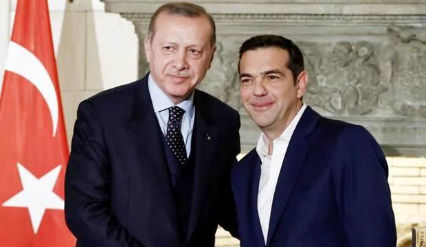Çipras'tan ülkesi Yunanistan'a Erdoğan çağrısı: Ben bile bunu yapmaya cesaret gösterdim