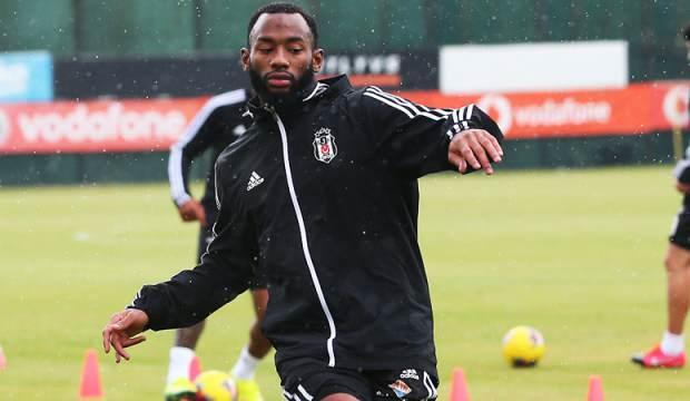 Beşiktaş'a N'Koudou'dan kötü haber!