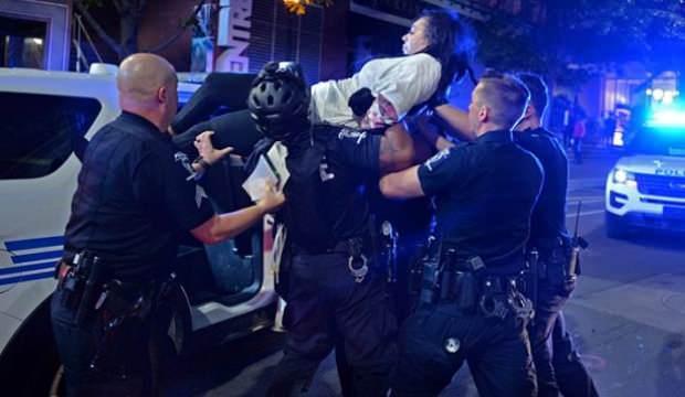 ABD'de ırkçılık karşıtı protestolara katılanlar koronavirüse yakalandı