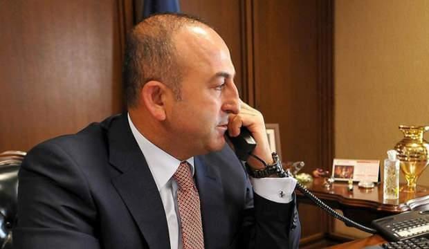 Bakan Çavuşoğlu'ndan Iraklı mevkidaşına tebrik telefonu