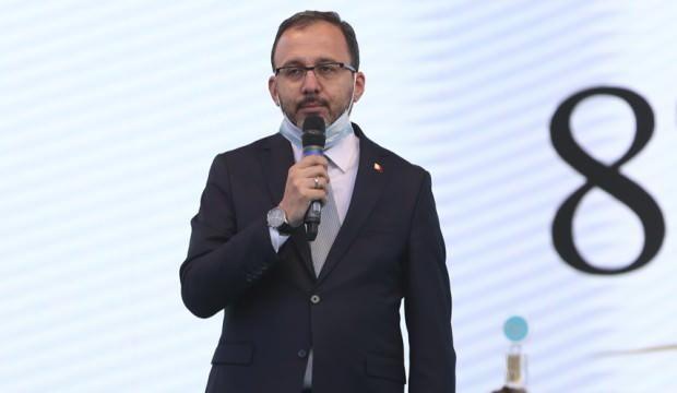 Bakan Kasapoğlu, spor tesislerinde uygulanacak tedbirleri duyurdu