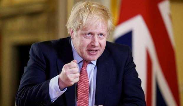 Boris Johnson'dan sert tepki: Midem bulandı!