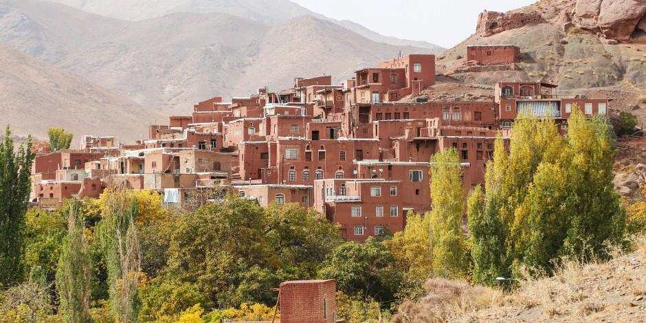 Geleneksel İran evleri ve sofraları- Hacı Bektaşi'nin evi