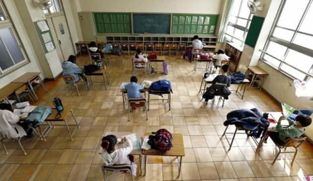Japonya'da korkulan oldu: 12 öğrencide virüs tespit edildi