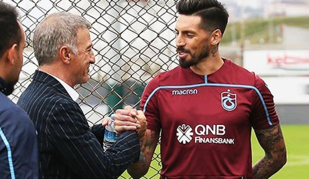 Jose Sosa ve Ahmet Ağaoğlu basın toplantısı düzenledi