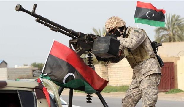 Libya Ordusu, Sirte'de darbeci Hafter'in 10 milisini öldürdü