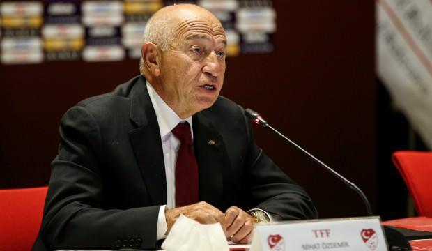 Maçlar seyircili mi? Nihat Özdemir açıkladı!