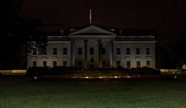 Dünya ABD'den gelen bu görüntüyü konuşuyor: Dark House - DÜNYA ...