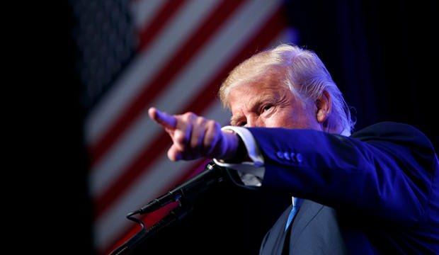 Trump talimat verdi: Geri çekilin
