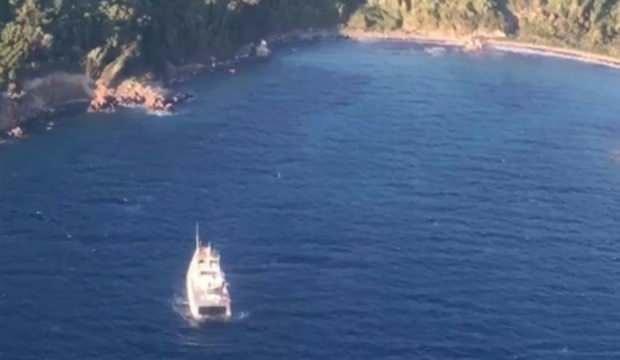 Yunan askerlerinin patlattığı saldaki göçmenlerden biri hayatını kaybetti