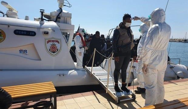 Yunanistan'ın ölüme terk ettiği mülteciler kurtarıldı