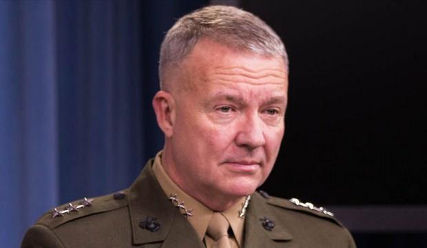 ABD'nin CENTCOM Komutanından 'çekilme' açıklaması