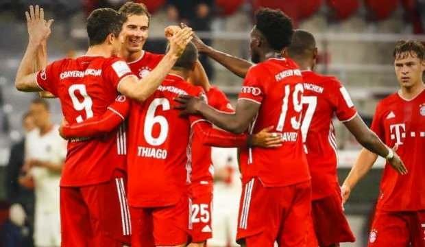 Almanya'da kupa finalinin adı belli oldu