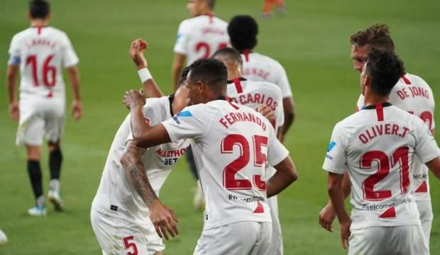 La Liga başladı! Derbi Sevilla'nın