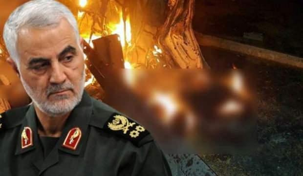 İran, Süleymani'nin bilgilerini ABD'ye veren ismi idam etme kararı aldı
