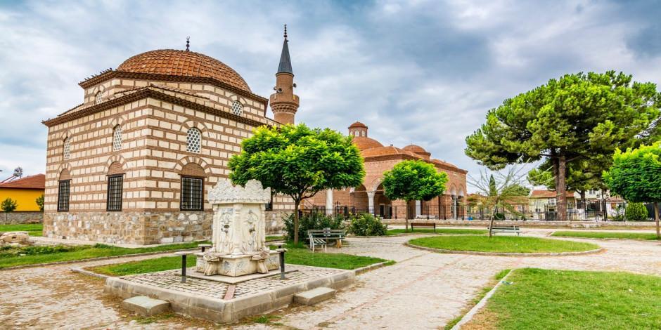 İznik Ayasofya Camii derin tarihi izler taşıyor
