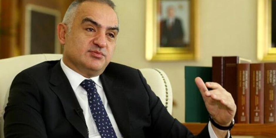 Kültür ve Turizm Bakanı Ersoy: Hedefimiz maksimum seviyede turizm işletmesinin tekrar çalışması