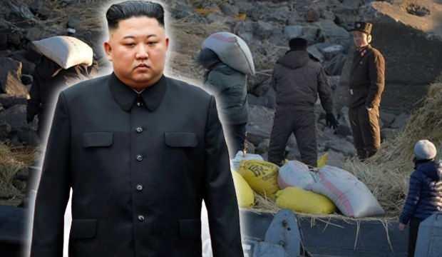 Kim Jong-un'un tuhaf taktiği: Kuzey Kore çuval çuval satıp milyonlar kazanıyor