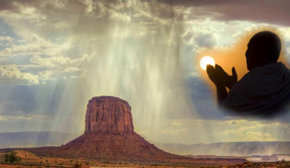 Peygamberimizin yağmur duası nedir? Dolu ve şiddetli yağmur yağarken okunacak dua