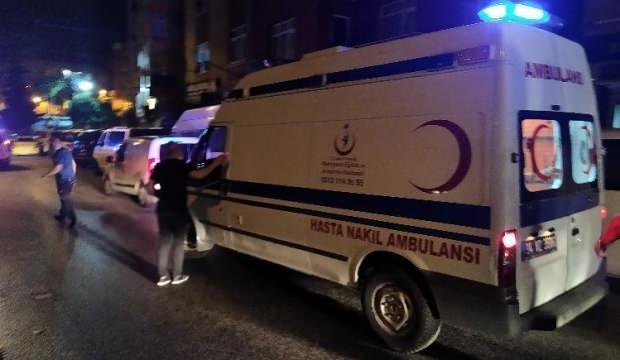 Prof. Dr. Cemil Taşcıoğlu Şehir Hastanesi'ne ait ambulans çalındı