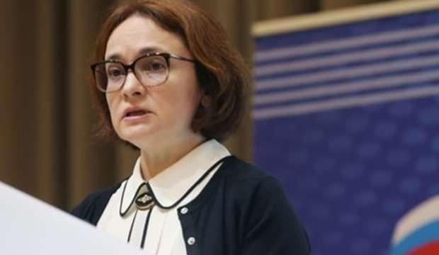 Rusya Merkez Bankası Başkanı Nabiullina: Rus bankalarının karı rekor düzeye geriledi