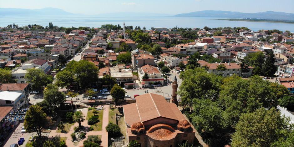 Selçuklu'nun başkenti İznik'te gezilecek tarihi yerler