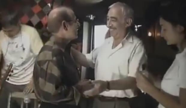 Şener Şen'in Neşet Ertaş'la olan videosu sosyal medyayı salladı!