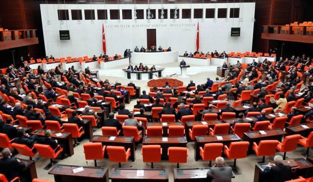 Askeri alanda düzenlemeler içeren kanun teklifinin birinci bölümü kabul edildi