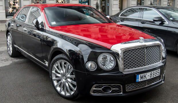 Bentley, araç parçalarını jetlerle taşıyacak