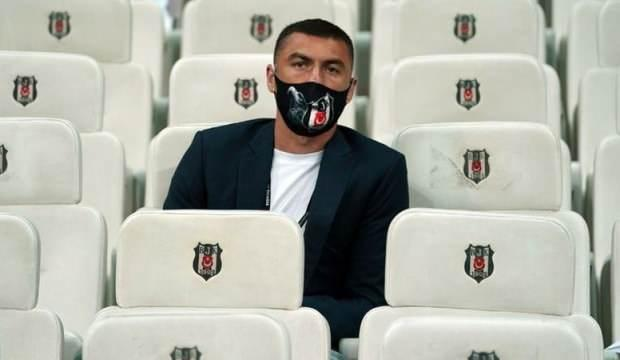 Burak Yılmaz Beşiktaş Kulübünün kongre üyesi oldu