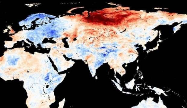 Dünya'nın gördüğü en sıcak yıl 2020 olacak