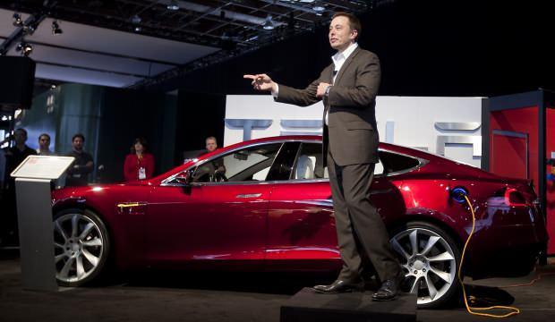 Elon Musk açıkladı! Berlin'de üretilecek