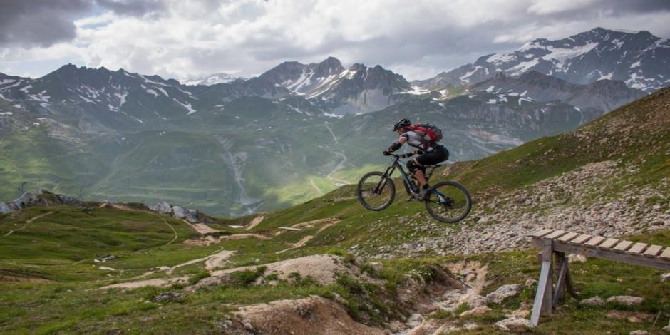 Erciyes bisiklet tutkunlarının yeni adresi oldu