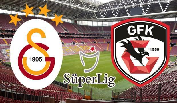 Galatasaray Gaziantep maçı ne zaman, saat kaçta, hangi kanalda? Muhtemel 11'ler belli oldu!