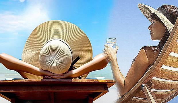 Güneş yanığının acısı nasıl geçer: Güneş yanığına iyi gelen yöntem! İzini tedavi etmek için...