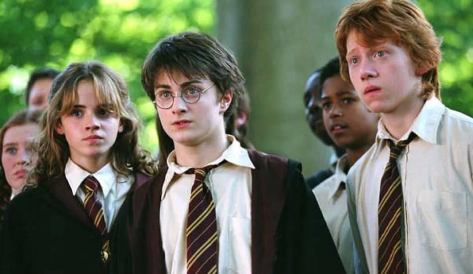 Harry Potter filmi oyuncularının son halleri