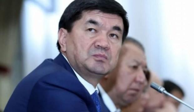 Kırgızistan'da Başbakan Abılgaziyev'in istifası kabul edildi