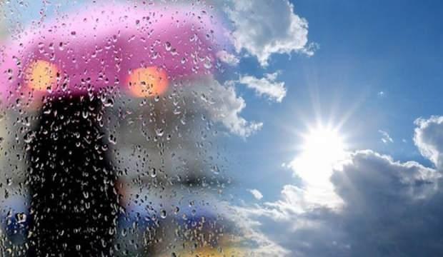 Meteoroloji'den peş peşe uyarılar! Sıcaklıklar artacak, sağanak yağmur bastıracak