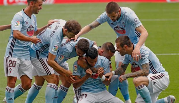 Okaylı Celta Vigo, Alaves'e gol yağdırdı